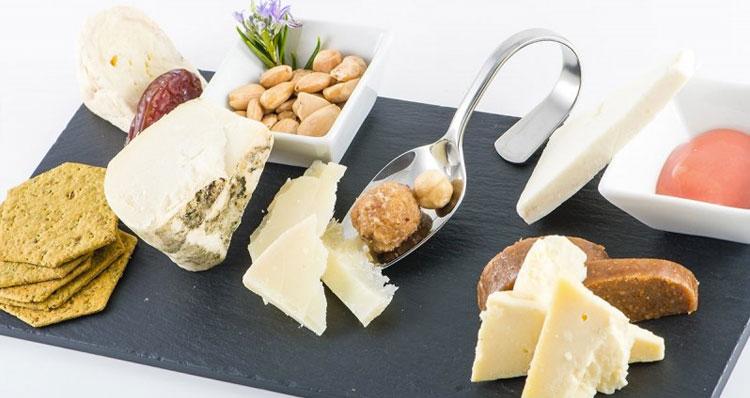 trucos para servir queso